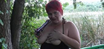Renate, 50 Jahre, Kiel möchte ihre Hängetitten besamt bekommen